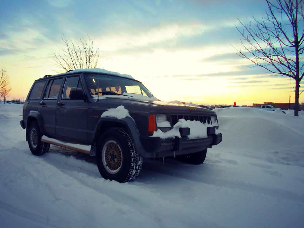 winterbanden zijn een must op sneeuw