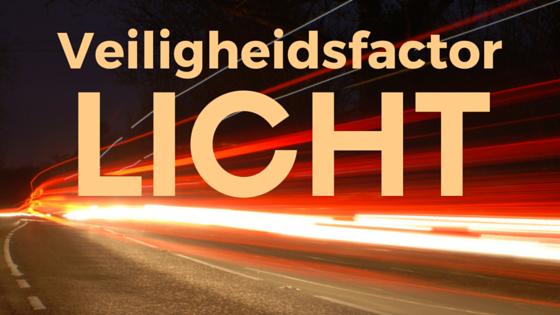 Autoverlichting: Veiligheidsfactor licht