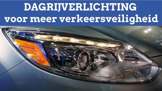Led Verlichting Auto Mag Dat.Dagrijverlichting Waarom Het Overal Verplicht Moet Worden