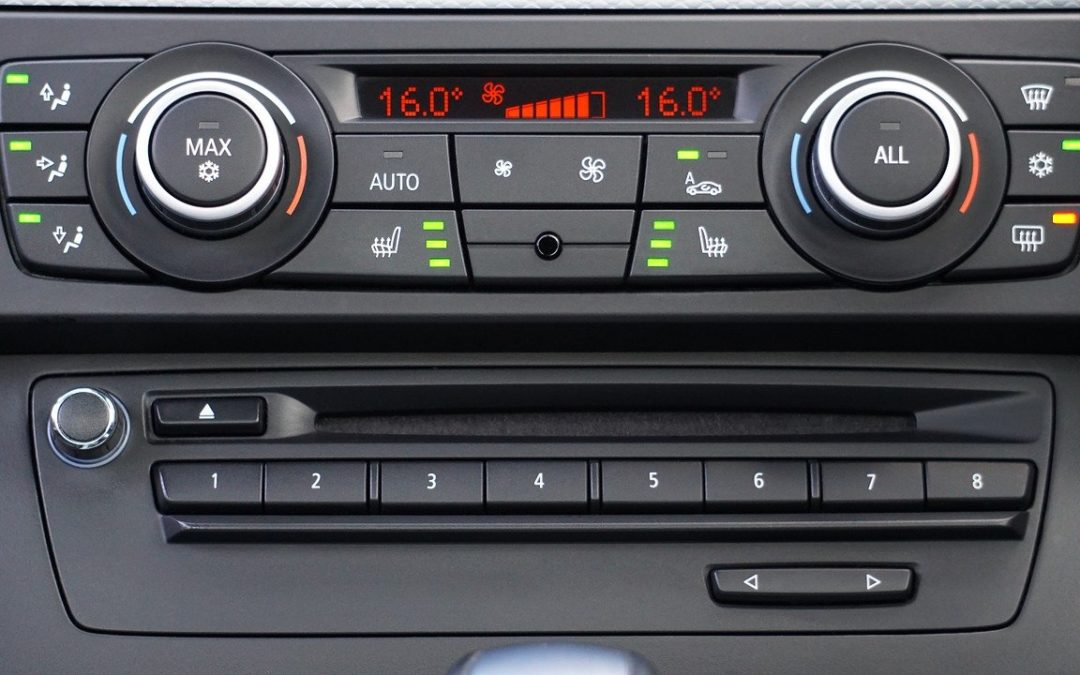 Hoe werkt de airco in de auto?